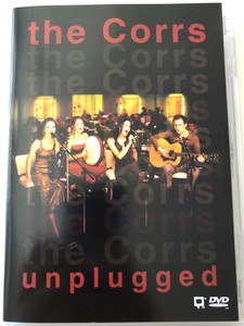 The Corrs unplugged DVD 1999 / Only when I sleep, What can I do, Forgiven not forgotten, Old Town, So Young / Warner Music Vision (085365311626)