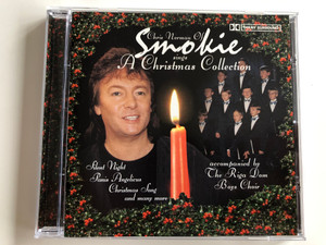 Chris Norman Of Smokie Sings A Christmas Collection / Silent Night, Panis Angelicus, Christmas Song and many more / Accompanied by The Riga Dom Boys Choir / Going For A Song ‎Audio CD / GFS994