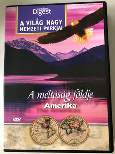 Reader's Digest Nature's Masterpieces Series DVD 2000 America - Land of Dignity / A világ nagy nemzeti parkjai - A méltóság földje - Amerika (RDigestDVDAmerica)