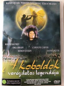 The Magical Legend of the Leprechauns DVD 1999 A koboldok varázslatos legendája / Directed by John Henderson / Starring: Randy Quaid, Colm Meaney, Kieran Culkin, Whoopi Goldberg (5999545560702)