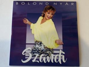 Bolond Nyár - Szandi / TBT Records Audio CD 2019 / TBT009