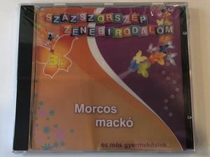 Százszorszép Zenebirodalom 3. - Morcos macko - es mas gyermekdalok... / RNR Media Kft. Audio CD / 5998557108322