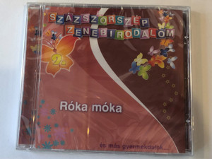 Százszorszép Zenebirodalom 9. - Roka moka - es mas gyermekdalok... / RNR Media Kft. Audio CD / 5998557108926