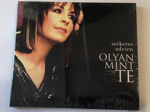 Szekeres Adrien – Olyan, Mint Te / Magneoton Audio CD 2007 / 5051442407921