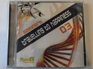 Szeifert ‎– Travelling To Happiness 03 / Record Express Audio CD 2006 / 5999544651050