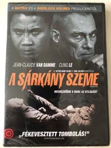 Dragon Eyes DVD 2012 A sárkány szeme / Directed by John Hyams / Starring: Cung Le, Jean-Claude Van Damme (5999075603795)