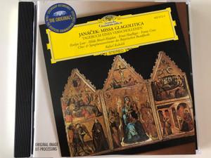 Janáček - Missa Glagolitica, Tagebuch Eines Verschollenen / Evelyn Lear, Hilde Rössel-Majdan, Ernst Haefliger, Franz Crass, Chor & Symphonieorchester Des Bayerischen Rundfunks / Deutsche Grammophon Audio CD Stereo / 463 672-2