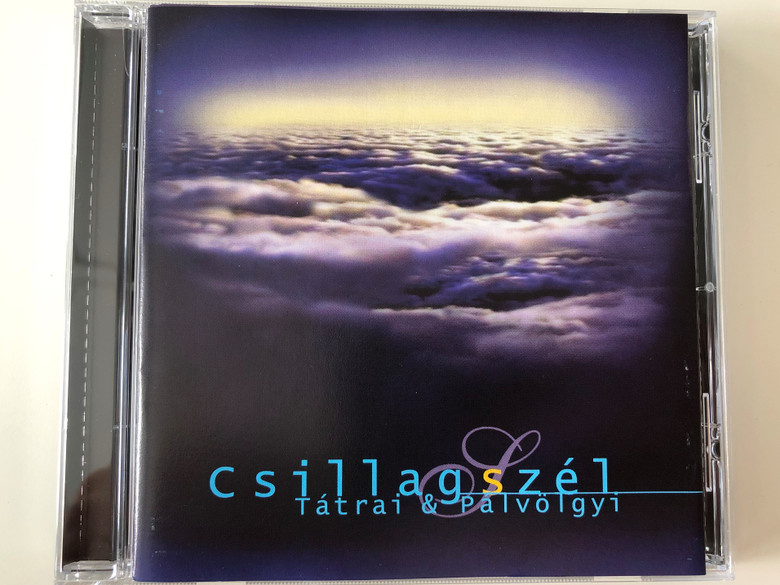 Csillagszél - Tátrai & Pálvölgyi / Columbia Audio CD 1999 / COL 496044 2