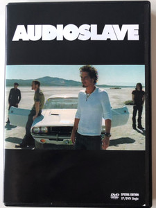 Audioslave DVD 2003 Special Edition / EP/DVD Single / Three Hit music videos, Documentary - Performance on Broadway / Epic Music Video EPC 2021739 (5099720217398)