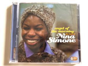 Angel Of The Morning - The Best Of Nina Simone / Camden Deluxe 2x Audio CD 2009 / 88697495192