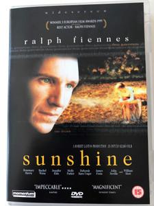 Sunshine DVD 1999 A napfény íze / Directed by István Szabó / Starring: Ralph Fienne, Rosemary Harris, Rachel Weisz, Jennifer Ehle (5060021171122)