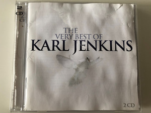 The Very Best Of Karl Jenkins / EMI Classics 2x Audio CD 2011 Stereo / 0 95058 2