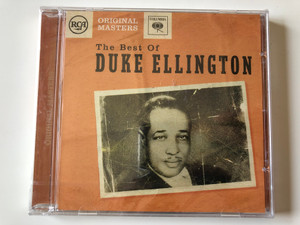 The Best Of Duke Ellington / Original Masters / Sony BMG Music Entertainment ‎Audio CD 2008 / 88697213652