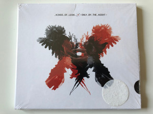 Kings Of Leon ‎– Only By The Night / RCA Audio CD 2008 / 88697480712