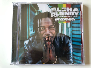 Alpha Blondy ‎& The Solah System – Akwaba, The Very Best Of / EMI ‎Audio CD 2005 / 724 3 86026 6 2