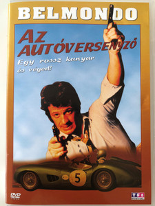 Ho! DVD 1968 Az autóversenyző / Directed by Robert Enrico / Starring: Jean-Paul Belmondo, Joanna Shimkus / AKA Criminal Face - Storia di un criminale (5999546331615)