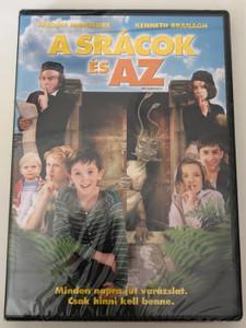 Five Children and It DVD 2004 A srácok és az / Directed by John Stephenson / Starring: Freddie Highmore, Tara FitzGerald, Jonathan Bailey, Zoë Wanamaker, Kenneth Branagh, Eddie Izzard (5999075601319)