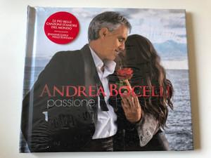 Andrea Bocelli – Passione / Sugar Audio CD 2013 / 8033120983474