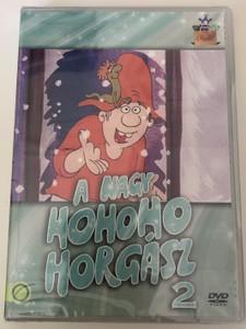 A Nagy Hohoho Horgász 2 DVD 1986 / Directed by Dargay Attila, Füzesi Zsuzsa / Voice Actors: Balázs Péter, Mikó István (5999542819193)