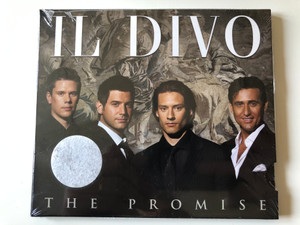 Il Divo – The Promise / Syco Music Audio CD 2008 / 88697514142