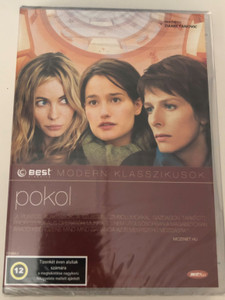 L'enfer, Hell 2005 DVD Pokol / Directed by Danis Tanovic / Starring: Emmanuelle Béart, Karin Viard, Marie Gillain, Guillaume Canet (5998133160539)
