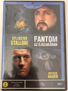 Nighthawks DVD 1981 Fantom az Éjszakában / Directed by Bruce Malmuth / Starring: Sylvester Stallone, Billy Dee Williams, Lindsay Wagner, Persis Khambatta (5998133188731)