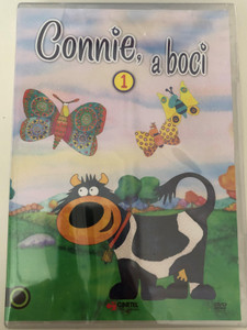 Connie the Cow 1 DVD 2002 Connie a Boci 1 / Created by Josep Viciana / Spanish children's television series / 12 Episodes (5999883850671)