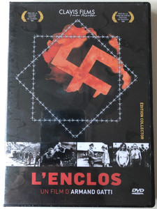 L'enclos - Enclosure DVD 1961 / Directed by Armand Gatti / Starring: Hans Christian Blech, Jean Négroni / Black & White / Collector's edition (5991104190016)