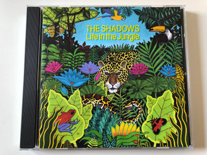 The Shadows ‎– Life In The Jungle / Pickwick Music ‎Audio CD 1992 / PWKS 4134