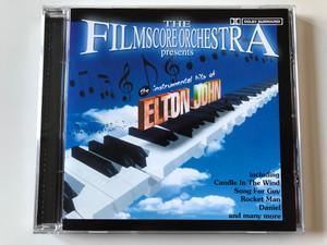 The Film Score Orchestra ‎presents The Instrumental Hits Of Elton John / Including Candle In The Wind, Song For Guy, Rocket Man, Daniel and many more / Going For A Song ‎Audio CD / GFS126