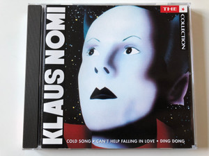 Klaus Nomi – The ★ Collection / Cold Song, Can't Help Falling In Love, Ding Dong / BMG Audio CD 1991 Stereo / ND75004