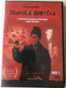 Drakula Árnyéka 1. DVD 2009 The Shadow of Dracula Part 1 - Documentary / A romániai forradalom kitörésének valódi története / Directed by Szőczi Árpád / The real events of the Romanian revolution (DrakulaArnyeka1)