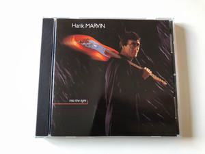 Hank Marvin – Into The Light / Polygram TV Audio CD 1992 / 517 148-2