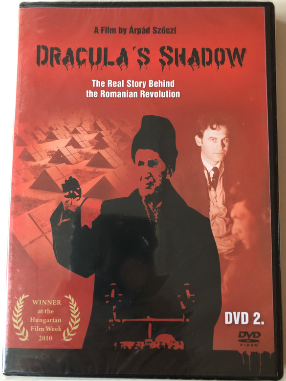 Dracula's Shadow (2009) DVD 2 - Documentary / Directed by Szőczi Árpád / The real story Behind the Romanian revolution (DrakulaArnyeka2)