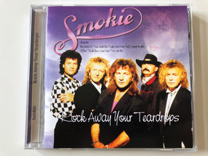 Smokie ‎– Rock Away Your Teardrops / CMC Home Entertainment Audio CD 1996 / 10054-2