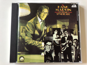 The Hank Marvin Guitar Syndicate / See For Miles Records Ltd. Audio CD Stereo / SEE CD 289
