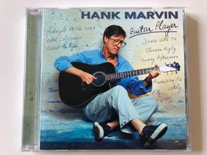 Hank Marvin – Guitar Player / CMC Records Audio CD 2002 / 5370192