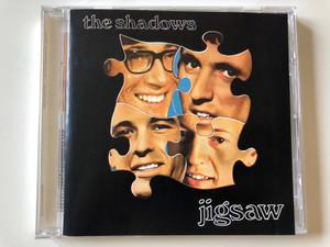 The Shadows – Jigsaw / BGO Records Audio CD 1990 / BGO CD 66