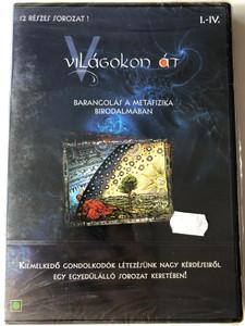 Világokon át DVD 1999 Across Worlds / Episodes 1-4 / Directed by Lőrincz Gabriella / Barangolás a metafizika birodalmában (1-4. rész) / Wandering in the realm of metaphysics (5996357731201)