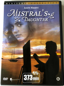 Mistral's Daughter DVD 1984 American television miniseries / Directed by Douglas Hickox, Kevin Connor / Starring: Stefanie Powers, Stacy Keach, Lee Remick, Robert Urich, Timothy Dalton (8713053100291)