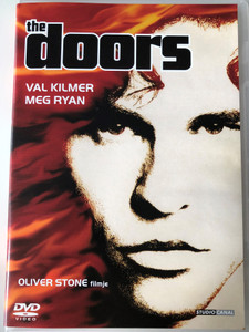 The Doors (1991) DVD / Directed by Oliver Stone / Starring: Val Kilmer, Meg Ryan / Biographical film about the 1960–1970s rock band (5996051090181)