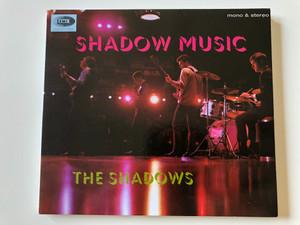 The Shadows – Shadow Music / EMI Audio CD 1998 Mono & Stereo / 724349515123