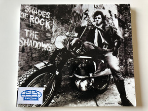 Shades Of Rock - The Shadows / EMI Audio CD 1999 Stereo / 724352013326