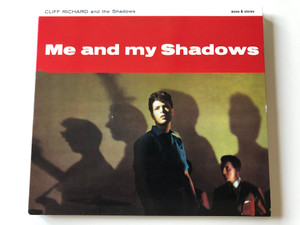 Cliff Richard And The Shadows – Me And My Shadows / EMI Audio CD 1998 Mono & Stereo / 724349544024