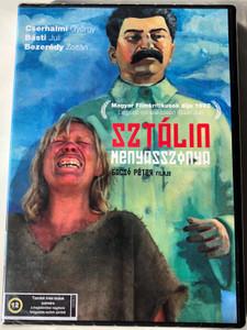 Sztálin menyasszonya DVD 1990 Stalin's bride / Directed by Péter Bacsó / Starring: Básti Juli, Cserhalmi György, Bezerédi Zoltán, Nina Petri (5996357344452)