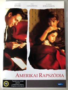 An American Rhapsody DVD 2001 Amerikai Rapszódia / Directed by Gárdos Éva / Starring: Nastassja Kinski, Tony Goldwyn, Scarlett Johansson (5998133187932)