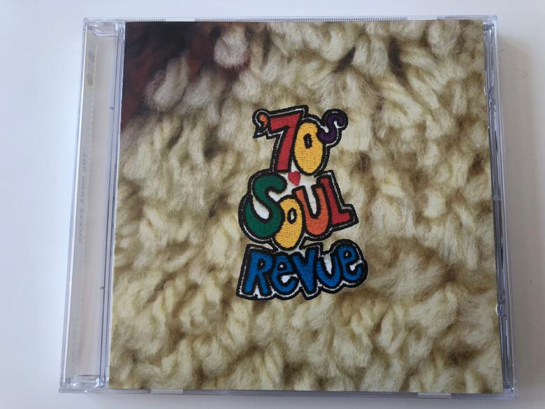 '70's Soul Revue / Warner Bros. Records Audio CD 1997 / 9362-46479-2