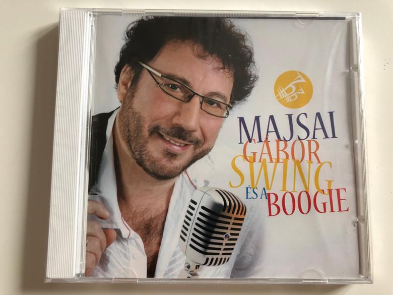Majsai Gabor - Swing Es A Boogie / Chrisco Produkcio Audio CD 2010 / MG04