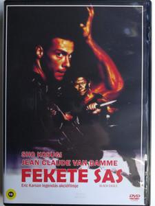 Black Eagle DVD 1988 Fekete Sas / Directed by Eric Karson / Starring: Shō Kosugi, Jean-Claude van Damme, Doran Clark (5999882942766