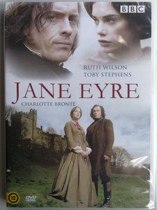Jane Eyre DVD 2006 BBC TV Series / Directed by Susanna White / Starring: Ruth Wilson, Toby Stephens, Cosima Littlewood, Georgie Henley (5999545586436)